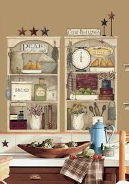 Primitive Kitchen Decorating Ideas 36 Best Primitive Kitchen Decorating Ideas Images On Pinterest