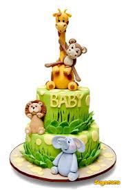 Halloween First Birthday Cakes by Best 25 Safari Birthday Cakes Ideas On Pinterest Jungle Safari