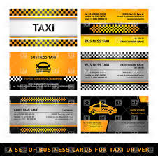 E Business Cards Free Taxi Business Card Templates Vector Image 17182 U2013 Rfclipart