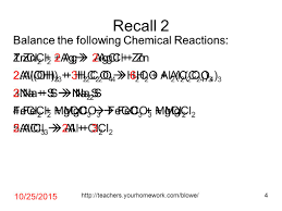 Worksheet 5 Double Replacement Reactions Today U0027s Agenda M 1 3 11 Recall U2013 Ratios And Fractions U0026 Types Of