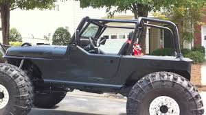 jeep rock crawler buggy ghost riding the rock crawler jeep youtube