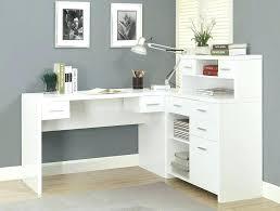Curved L Shaped Desk White Curved Desk Netup Me