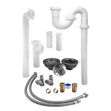 shop plumb pak kitchen sink installation kit for 1 1 2 in pipe at