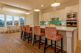 kitchen island bar stools pictures ideas tips from hgtv white kitchen with blue tile backsplash