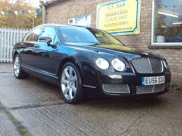 used green bentley flying spur for sale suffolk
