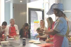 cours de cuisine parents enfants anti gaspillage fédération française de cuisine pertaining to