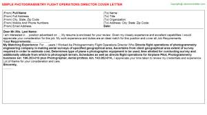 automotive fixed operations director cover letter