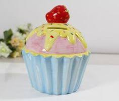 cupcake canisters for kitchen kitchen innovation ceramc cupcake canister diy cupcakes and