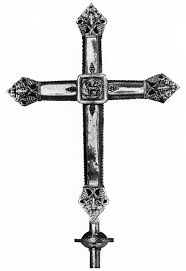 church crosses more exles of ornaments of the church metal work by percy