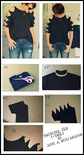 25 unique diy t shirt ideas on pinterest diy t shirts diy