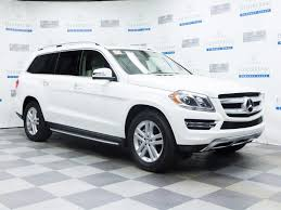 preowned mercedes suv certified pre owned 2015 mercedes gl class gl 450 suv in