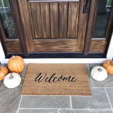 Unique Doormats Welcome Mat Doormat Door Mat Gift Wm05a By Lorustique On