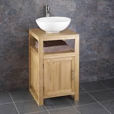 Bathroom Sink Vanity Units Uk - oak freestanding bathroom sink unit best bathroom decoration