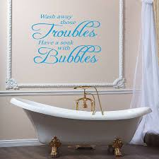 wall art stickers for bathrooms bathroom wall decals help sell