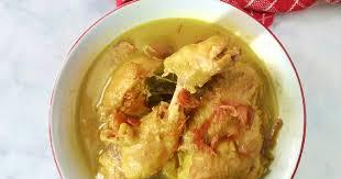 cara membuat opor ayam sunda 14 resep opor ayam khas sunda enak dan sederhana cookpad