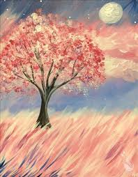 paint dream dream tree friday april 27 2018 painting with a twist