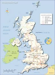 Blank Map Britain by Since When Is