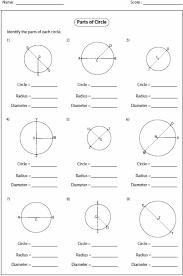 6th grade geometry worksheets brilliant ideas of circle geometry worksheets grade 9 with sheets