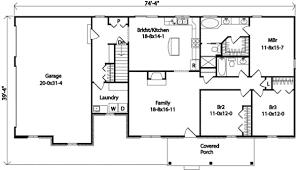 3 Car Garage Plans 3 Car Garage Single Level House Plans Homes Zone