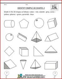 1st grade geometry worksheets free worksheets library download