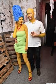 the simpsons family halloween costumes the 20 best celebrity halloween costumes of all time