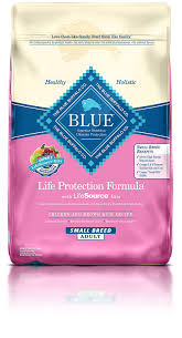 amazon com blue buffalo small breed chicken u0026 rice dog food 15