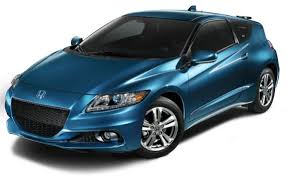 honda hybrid sports car honda cr z overview