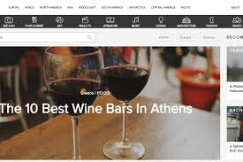 the 10 best wine bars in athens according to theculturetrip com