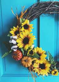 easy affordable diy fall wreath u2014 value minded mama