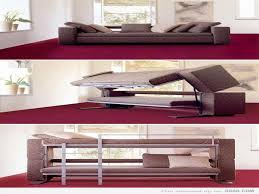 Sofa Bunk Bed Convertible by Modern Sofas That Turn Into Beds Homesfeed Sofa Bed Pillows Idolza