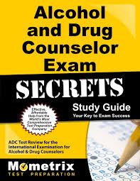 best free alcohol and drug counselor exam practice test