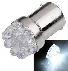 led light bulbs for cars led light bulb 1156 ba15s for car rv trailer 12v 13 led smd 5050