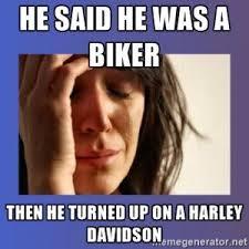 Funny Harley Davidson Memes - harley davidson jokes kappit
