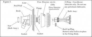 eyeball light bulb replacement aqualuminator light bulb replacement how to tips