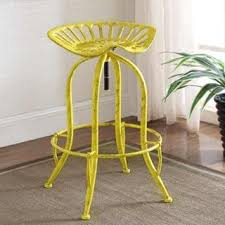 Yellow Bar Table Yellow Counter Height 23 28 In Bar U0026 Counter Stools Shop The