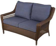 Outdoor Furniture Foam by Threshold Heatherstone Wicker Steel Outdoor Furniture Patio