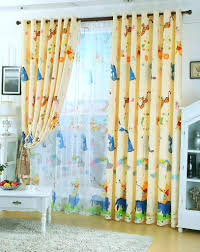 Fabric For Nursery Curtains Owl Curtains For Nursery Home Design And Decor