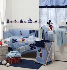 Mickey Mouse Bed Sets Baby Bedding Sets Disney Blue Mickey Mouse Bedding Set Baby