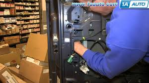 Replace Exterior Door Handle How To Install Replace Outside Door Handle Keyless Entry 2004 08