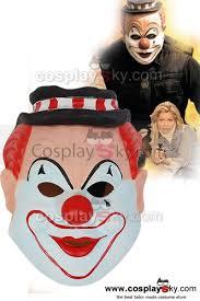 der clown max hecker mask replica cosplay clown der der clown