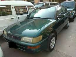 1996 toyota corolla price toyota corolla 1996 cars for sale in rawalpindi verified car ads