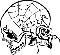 gothic people colouring pages page resources pinterest