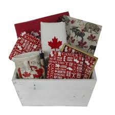 canadian gift baskets o canada gift basket the gift designers