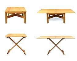 fold out coffee dining table coffee table that folds into dining table the delightful images of