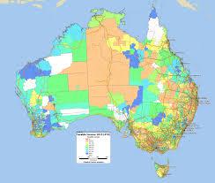 Australian Map Taxable Income Mapping Australia 2015 U2013 Digital Finance Analytics