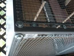 reti per gabbie costruire una voliera per le nostre cocorite