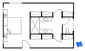 simple two bedroom house plans master bedroom floor plan bathroom in room 8 jpg