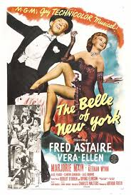 the belle of new york movie posters from movie poster shop