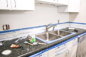 can you replace cabinets without replacing countertops counter culture how to resurface laminate countertops for