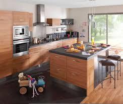 cuisine ouverte avec comptoir phénoménal cuisine americaine avec ilot cuisine ouverte avec ilot